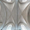 Catedral De La Purisima Concepcion Ceiling by Lou Novick