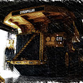Caterpillar 797f Mining Truck Pa  by Thomas Woolworth