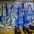 Cathedral Azulejos by Roberta Bragan