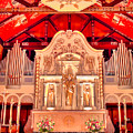 Cathedral Basilica Of St. Augustine by Rich Leighton
