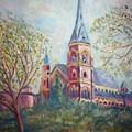 Cathedral Church by Joseph Sandora Jr