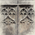 Cathedral Door by Julian Perry