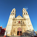 Cathedral In Campeche by Jess Kraft