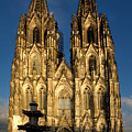 Cathedral In Cologne  by Frederic A Reinecke