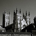 Cathedral Of Canterbury by Shaun Higson