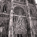 Cathedral Of Our Lady Of Strasbourg by Yuri Lev