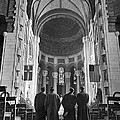 Cathedral Of St. John In Nyc by Underwood Archives