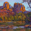 Cathedral Rock 2 - Study by Konnie Kim