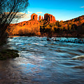 Cathedral Rock 8 by Ben Graham