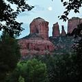 Cathedral Rock Rrc 081913 Aa by Edward Dobosh