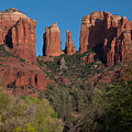 Cathedral Rock  by Suzanne Stout