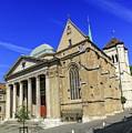 Cathedral Saint-pierre In The Old City, Geneva, Switzerland by Elenarts - Elena Duvernay photo