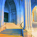 Cathedral Steps by Jost Houk