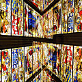 Cathedral Window Montage by Thomas Carroll
