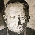 Catholic Cardinal Jozsef Mindszenty by Arline Wagner