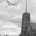Catholic Chapel West Point by Staci-Jill Burnley