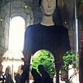 Catholic Imagination Fashion Show 1  by Sarah Loft