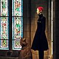 Catholic Imagination Fashion Show 2  by Sarah Loft