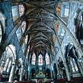 Catolic Church by Galeria Trompiz