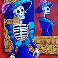 Catrina In The Mirror by Candy Mayer