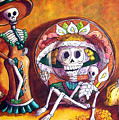 Catrina Still Life by Candy Mayer