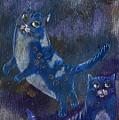 Cats And Reiki by Angel Ciesniarska
