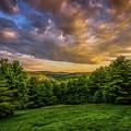 Catskill Sunset by Greg Efner