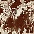 Cowboy Comtemplation by Roberta Byram