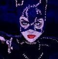 Catwoman Michelle Pfeiffer Burton by Adam Ween
