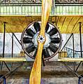 Caudron G3 Propeller - Vintage by Weston Westmoreland