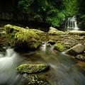 Cauldren Falls by Andrew Drinkwater