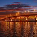 Causeway Sunrise by Tom Claud