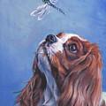 Cavalier Curiosity by Lee Ann Shepard
