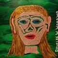 Cave Lady by Douglas W Warawa