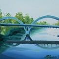Caveman Bridge Grants Pass Oregon by DJ Russell