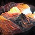 Caverne by Muriel Dolemieux