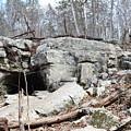 Caves At Lake Guntersville by Robert Smith