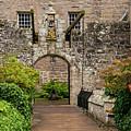 Cawdor Castle Entrance by Bob Phillips