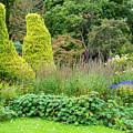 Cawdor Castle Garden by Bob Phillips