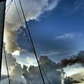 Cayman Nite Sky by Francine Mabie