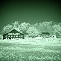 Cayuga Barn 2 by Fred Hahn