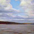 Cayuga Lake by Evelynn Eighmey