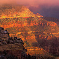 Canyon Dawn by Mikes Nature