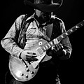 Cdb Winterland 12-13-75 #60 Enhanced Bw by Ben Upham
