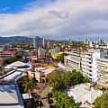 Cebu City Mountain View Panorama by James BO Insogna