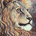 Cecil The Lion by Linda Mears
