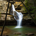 Cedar Falls - Hocking Hills Ohio Waterfall by Ina Kratzsch