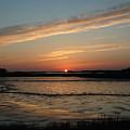 Cedar Key Sunset 1 by Kathi Shotwell