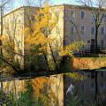 Cedarburg Wool Mill by Carol Komassa