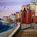 Cefalu by Anthony Meton